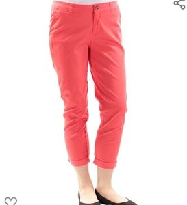 Maison Jules Lou Lou Fitted Hip Casual Pants